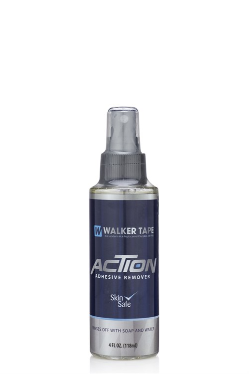 Walker Tape Action Solvent Protez Saç Bant Sökücüsü 4FL OZ (118ml)