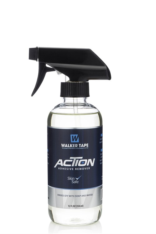 Walker Tape Action Solvent Protez Saç Bant Sökücüsü 12 FL OZ (354ML)
